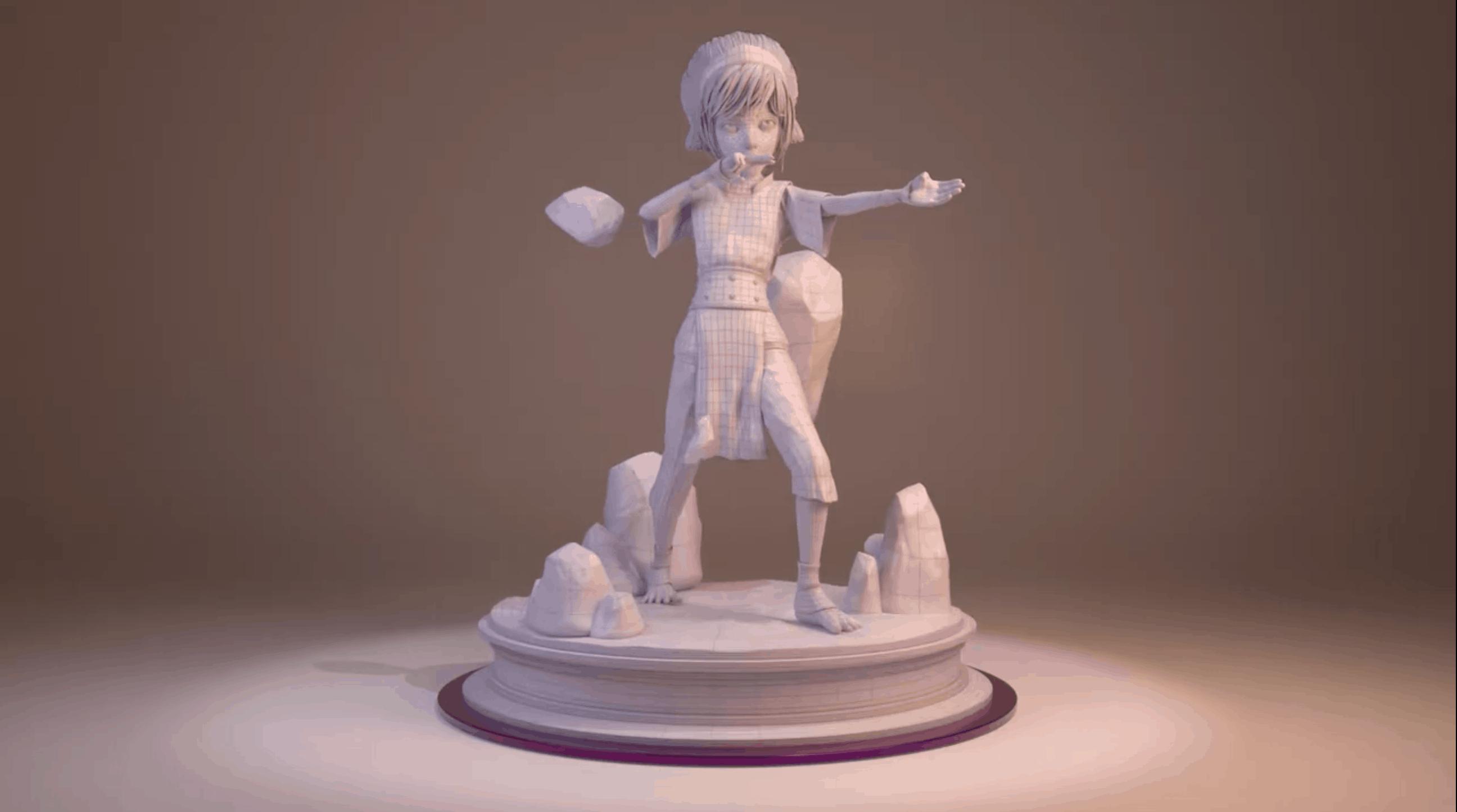 Mastering elements – modelado 3D