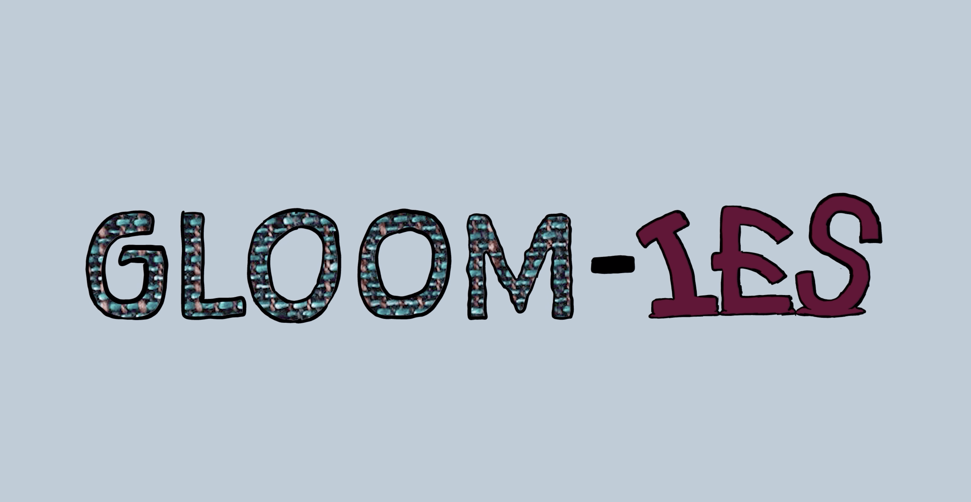"""Gloom-ies"" corto metraje stop motion"