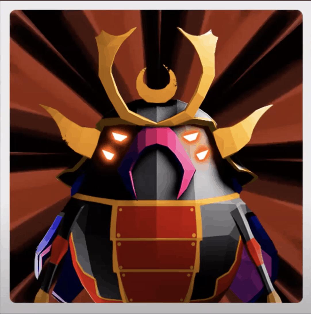 Samurai Splat, Videojuego en Realidad Aumentada